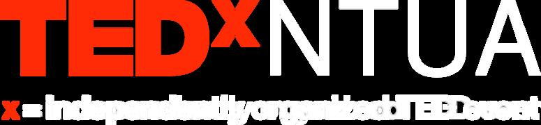TEDx NTUA Logo